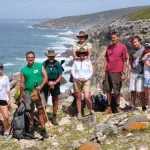 Whale Trail Hike - Booking